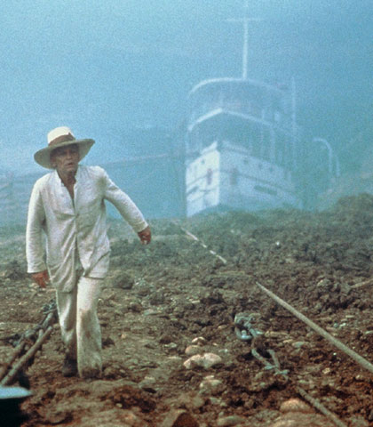 Review: Fitzcarraldo (1982) | Bill's Movie Emporium