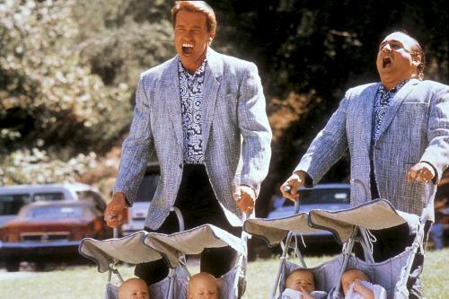 Review Twins 1988 Bill S Movie Emporium