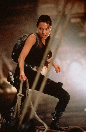 Review Lara Croft Tomb Raider 2001 Bill S Movie Emporium