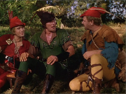 Review The Adventures Of Robin Hood 1938 Bill S Movie Emporium