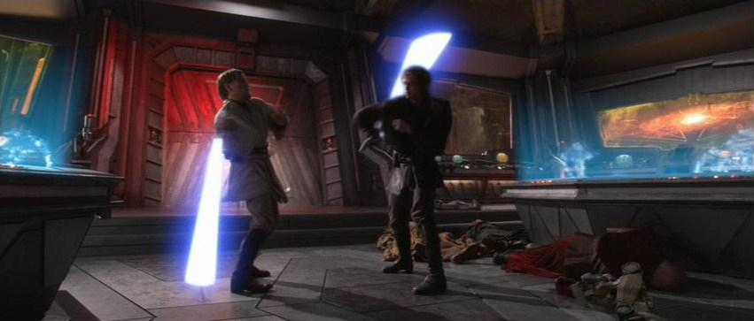 Star Wars Marathon Review Star Wars Episode Iii Revenge Of The Sith 2005 Bill S Movie Emporium