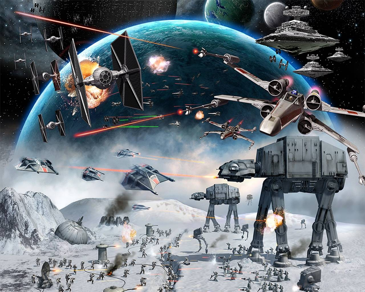Star Wars Marathon: The Once In A Lifetime War In The Stars Awards ...