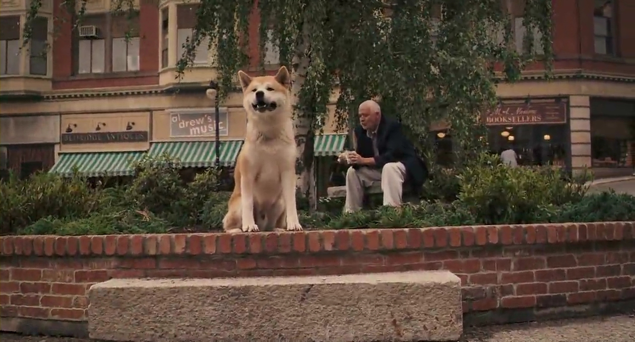 Hachi a Dog's Tale Trailer