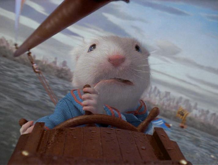 These Animals Talk Marathon Stuart Little 1999 Bill S Movie Emporium