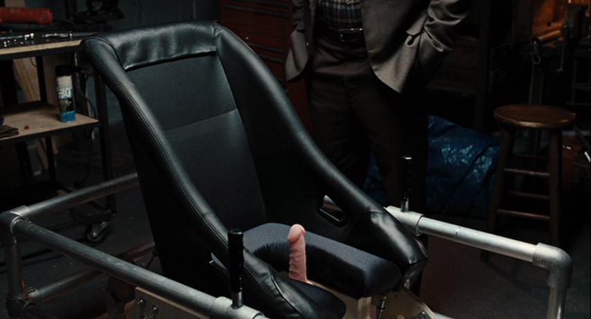 Эротический стул