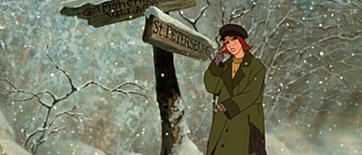 Don bluth bill 39 s movie emporium - Anastasia voyage dans le temps ...